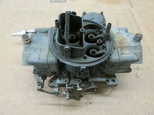 1968 Ford Shelby American Mustang 289 Holley 4118 Carburetor