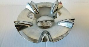 Forte Chrome Wheel Center Cap F24 3 Hede Et 35 Used