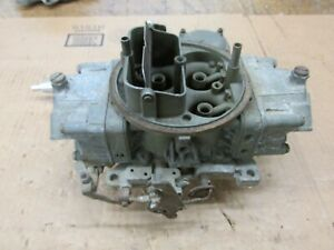 1968 Ford Shelby Mustang 289 Holley 725 Cfm Carburetor 4118
