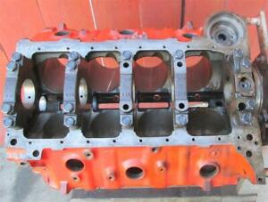 69 427 Big Block Chevy Engine 4 Bolt Main 3963512 Real Deal Copo Camaro Awesome