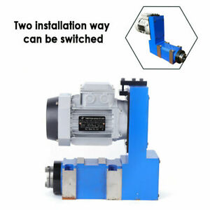 Er25 Mt3 Bt30 Spindle Unit 8000rpm Power Head And Motor For Cnc Milling Machine