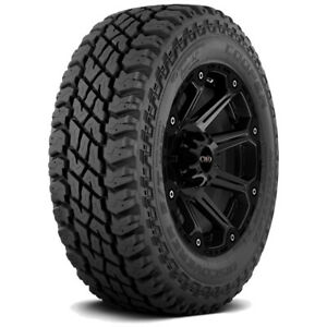 2 lt265 70r16 Cooper Discoverer S t Maxx 121q E 10 Ply Bsw Tires
