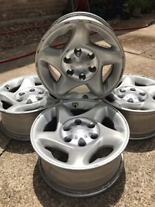 16 Inch Rims For 2000 Tundra or Later Models 6 Lug 5 5 Great Condition