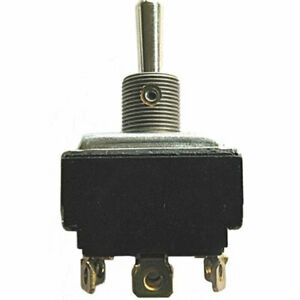Ridgid Tool Company 44905 Toggle Switch With Female Spades