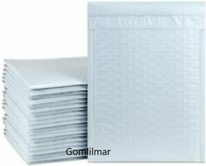 Any Size Polywhite Color Bubble Padded Mailers Shipping Mailing Bags Envelopes