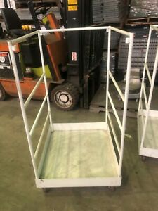 Industrial Carts lot Of 4