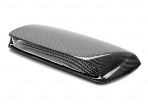 Seibon Sti Style Carbon Hood Scoop For 2002 2003 Impreza Wrx Hds0203sbimp sti
