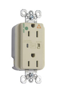 Legrand Pass Seymour Ig8200isp Receptacle Surge Protector Isolated Ground Alarm