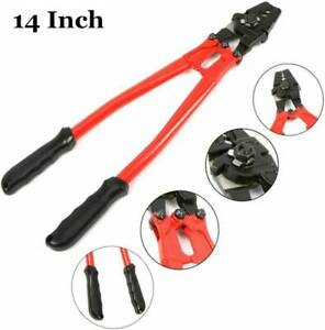 Hand Swager Swaging Tool Crimping Tool Steel Wire Rope Cable Cutter Crimper Us