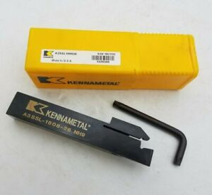 Kennametal A3ssl 1608 26 Nh9 Groove Cut off Toolholder 1229300 Metalworking Nos