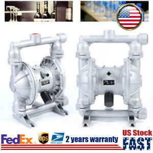 24 Gpm Air operated Double Diaphragm Pump 1 Inlet Outlet 1 2 Inch Air Inlet