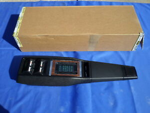 New 1968 Camaro Automatic Console Gauge Cluster Gm Licensed And Assembled