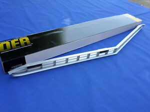 New 1969 Chevrolet Chevy Impala Belair Biscayne Lower Grill Oer Gm Licensed
