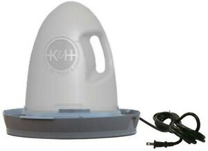 K h Thermo Poultry Waterer