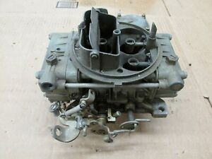 1972 1973 Cobra Special 302 351 Ford Mustang Holley Carburetor 7154