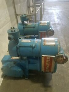 Reeves Variable Speed Drive Motor With Reliance Electric Gear Motor