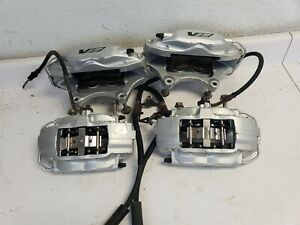 2006 Cadillac Sts V Brakes Calipers Brembo Set Of Four Sts V