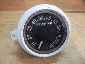 1950 S Dodge Truck Speedometer Works With Drill Attached 1954 1960