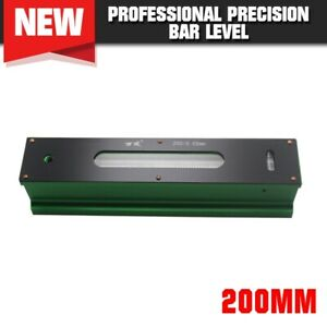 Professional Precision Bar Level For Engineer Machinist 0 02mm 200mm