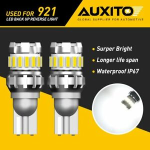Auxito 921 912 T15 18smd Led Reverse Back Up Light Bulb 6500k White Error Free G