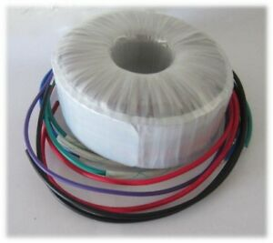 100va 9v 9v 18vct Toroidal Power Transformer Antek As 1209
