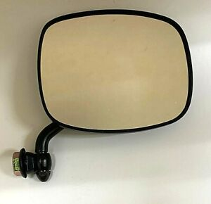 Vw Bus Transporter 08 67 To 07 79 Right Side Mirror Black Pn 211 857 514 H