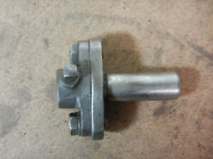 Brown And Sharpe No 11a Turret Lathe Tool Holder With 3 4 Shank