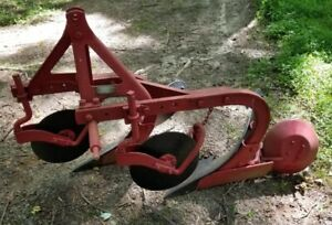 Dearborn 1o 8 2 Bottom Plow Coulters Sod Cutters Ford Kubota Deere Massey