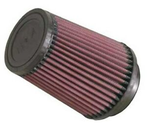 3 Flange 4 5 Base 3 5 Top Od K N Round Tapered Universal Air Filter Ru 5111