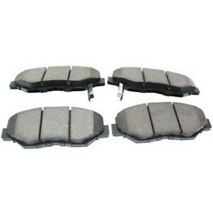 105 09140 Centric 2 wheel Set Brake Pad Sets Front New Coupe For Honda Civic Fit