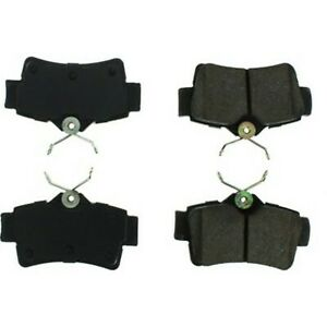 105 06270 Centric Brake Pad Sets 2 wheel Set Rear New For Ford Mustang 1994 2004