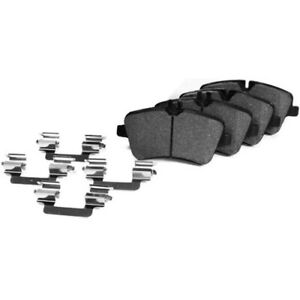 104 04120 Centric Brake Pad Sets 2 Wheel Set Front New For Chevy Ford Mustang
