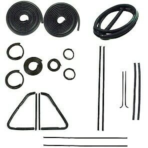 Cwk 1111 51 Precision Parts Weatherstrip Kit New For Chevy Chevrolet Truck Gmc