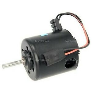 35062 4 Seasons Four Seasons Blower Motor Rear New For Chevy Avalanche Chevrolet