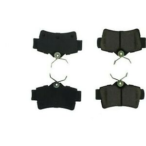 102 06271 Centric Brake Pad Sets 2 Wheel Set Rear New For Ford Mustang