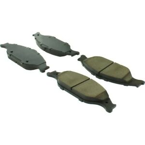 106 08040 Centric Brake Pad Sets 2 wheel Set Front New For Ford Mustang 99 2004
