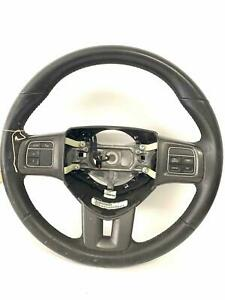 2013 Dodge Dart Steering Wheel With Cruise Control Buttons Oem