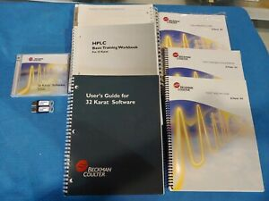 Beckman Coulter 32 Karat Software Version 8 0 With 2 Usb Dongles Reproc Full