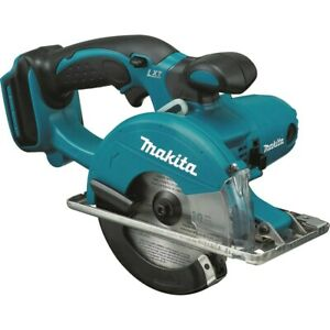 Makita Xsc01z 18v Lxt Lithium ion Cordless 5 3 8 Metal Cutting Saw Bare