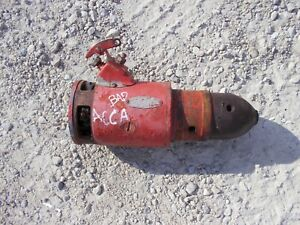 Allis Chalmers Ca Ac Tractor Nonworking Engine 6v Starter Assembly Core Goodhead