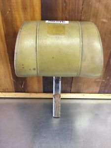 Mgb Driver s Seat Headrest Tan Used Mg2998