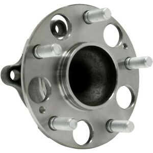 Wh930856 Quality built Wheel Hub Rear Driver Or Passenger Side New Rh Lh For Tlx