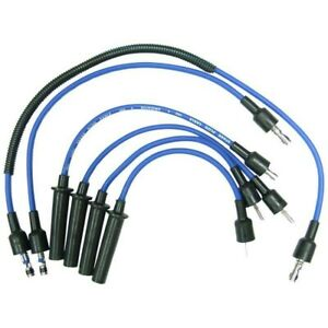 53222 Ngk Set Of 4 Spark Plug Wires New For Executive Le Baron Town And Country