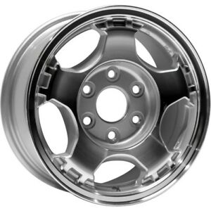 Aly05073u10n Autowheels Wheel 16 Inch Diameter New For Chevy Express Van Astro