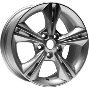 Aly03878u20n Autowheels Wheel 16 Inch Diameter New For Ford Focus 2012 2014