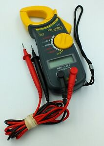 Yokogawa Clamp on Tester Ac Current Voltage Cl130 Meter Tool Multimeter Test
