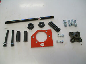 Allis chalmers D15 Gas lp Tractor Front Hydraulic Pump Mounting Kit