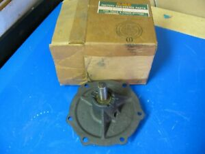 1955 Gmc 1949 1962 Oldsmobile Nos Gm Water Pump 303 324 371 394 V8 W o A c