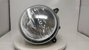 2015 Jeep Patriot Driver Left Oem Head Light Lamp R8s40b18