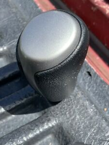 14 19 Toyota Corolla Shift Knob Oem Black With Silver Top